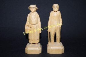 North American Wood Carving
